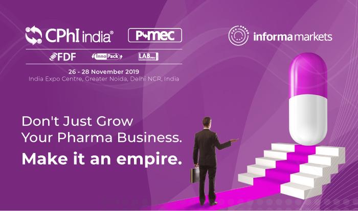 CPHI INDIA AND P-MEC, INDIA
