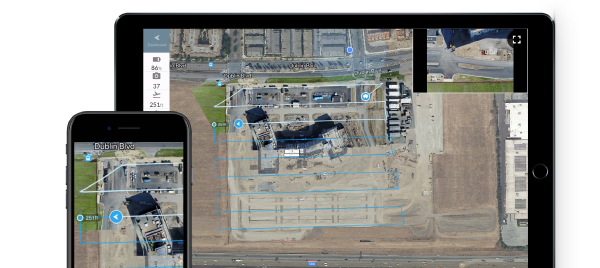 DroneDeploy's Roofing Solution