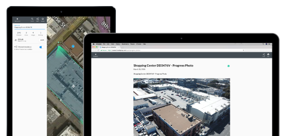 DroneDeploy's Construction Solution