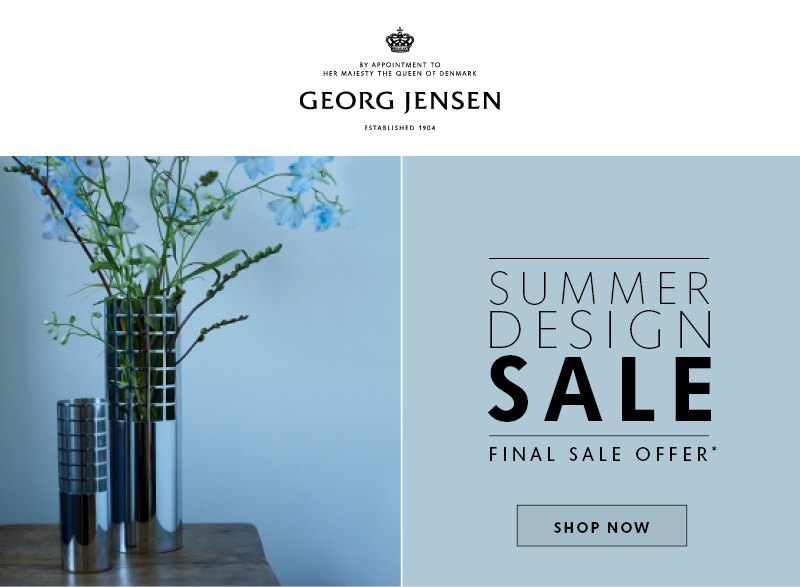 Summer Design Sale