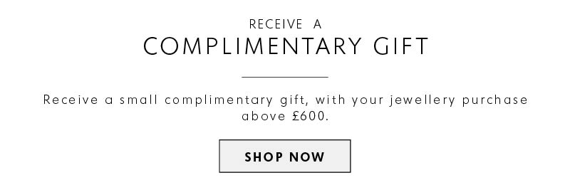 Receive a complimentary gift