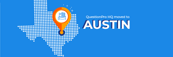 Howdy! QuestionPro HQ moves to Austin, TX