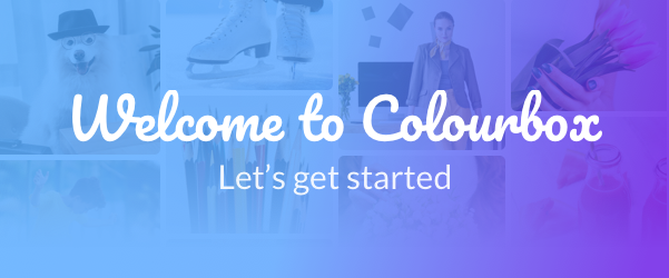 Welcome to Colourbox!