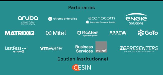 Partenaires workplace Paris