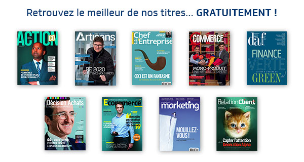 La gamme de magazine NMG