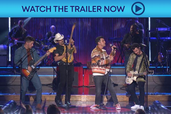 Brad Paisley Thinks He's Special Trailer