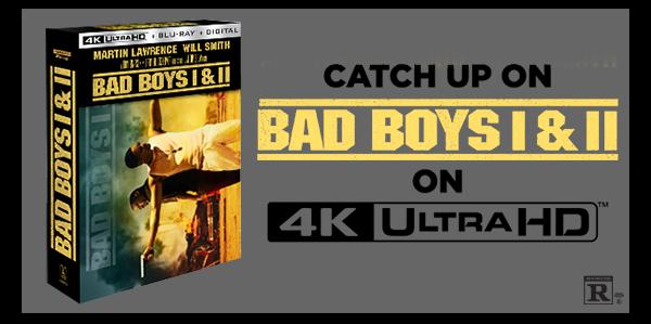 Bad Boys I and II Catalog