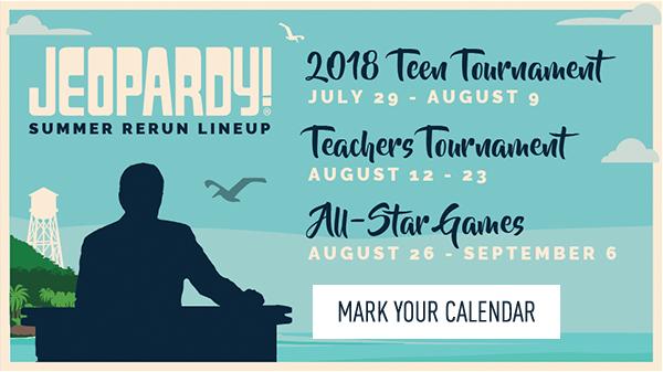 2018 Teen Tournament | JULY 29 - AUGUST 9; Teacher's Tournament | AUGUST 12 - 23; All Star Games | AUGUST 26 - SEPTEMBER 6; MARK YOUR CALENDAR