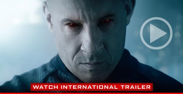 Bloodshot International Trailer