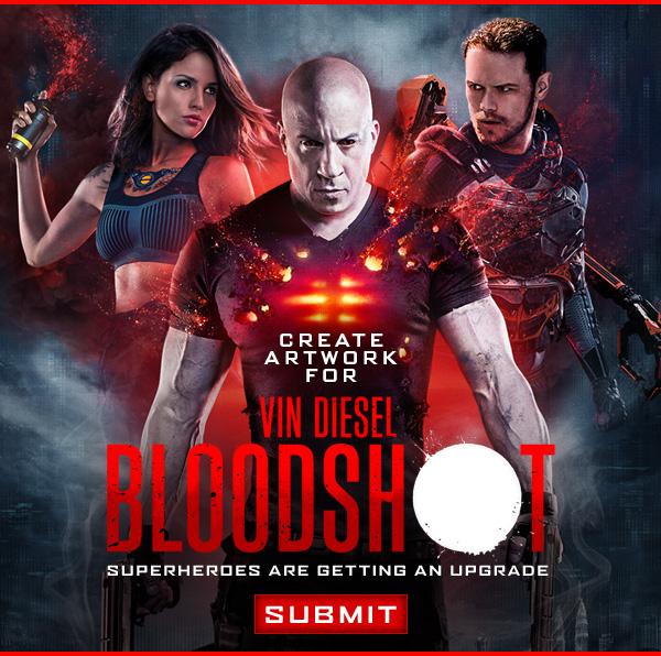 Bloodshot Fan Art Contest