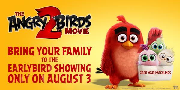 Angry Birds 2 Ticketing