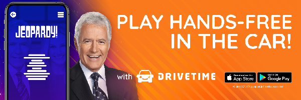PLAY HANDS FREE IN THE CAR!