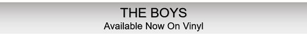 The Boys Soundtrack