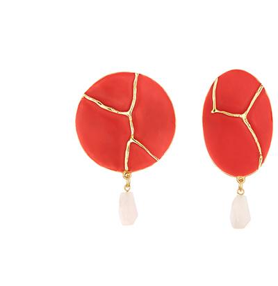 Kintsugi Earrings