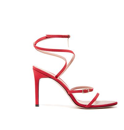 Ruby Asymmetric Sandals