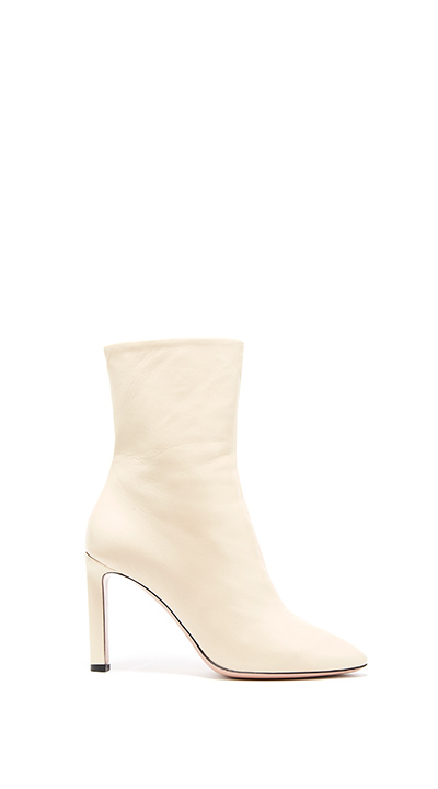 Leather Rugby Ankle Boot