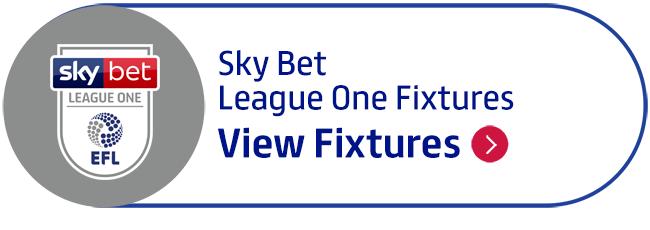 Sky Bet League One Fixtures