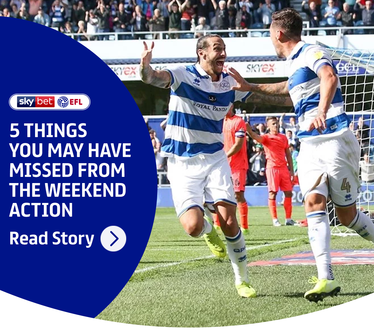 5 things you may have missed from the weekend action