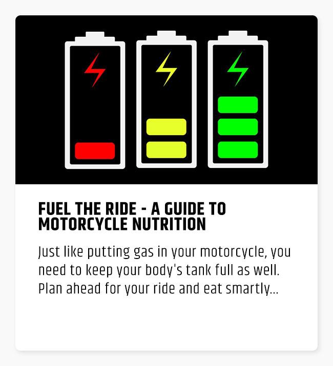 MotorcycleNutrition