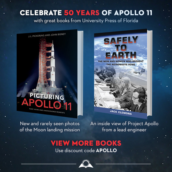 What to Read on the 50th Anniversary of the Moon Landing
