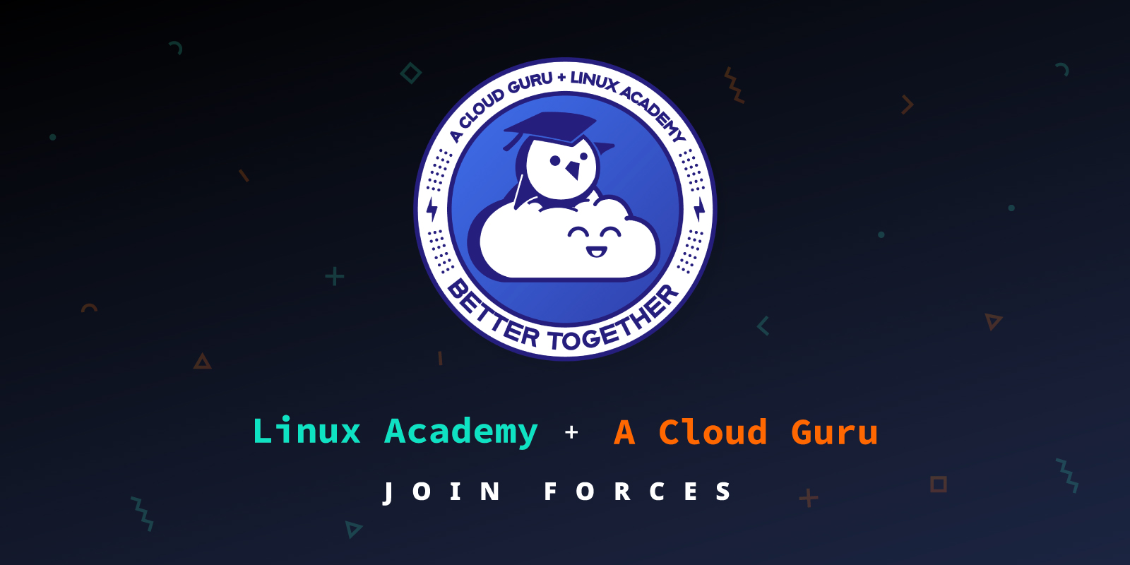 Linux Academy & A Cloud Guru Join Forces