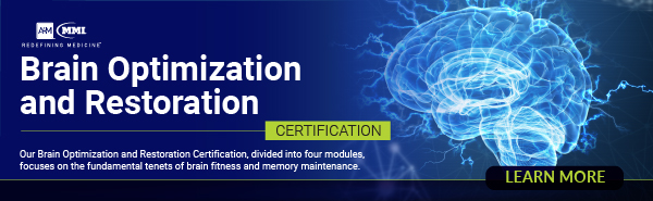 A4M BRAIN CERTIFICATION - LEARN MORE
