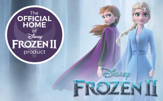 The official home of Disney Frozen 2 product