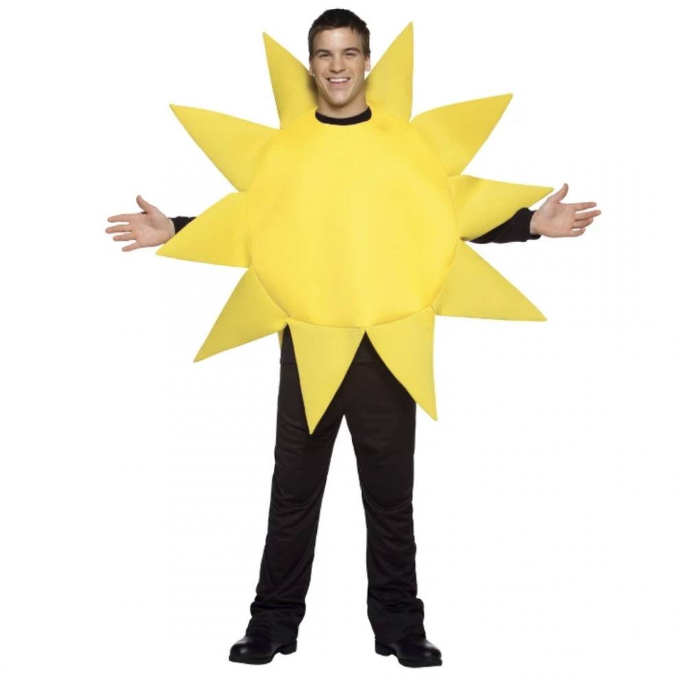 Adult Sunny Day Halloween Costume