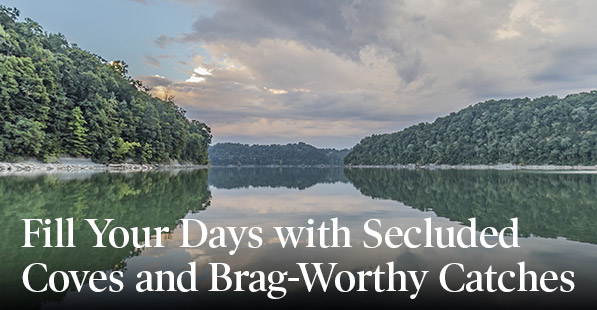 Fill Your Days with Secluded Coves and Brag-Worthy Catches