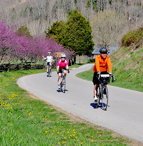 Don't Miss The Redbud Ride, April 17-18