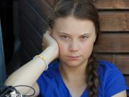 Greta Thunberg wr?cila do szkoly!