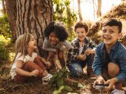 Dzieci wychowane w zielonym otoczeniu maja wyzsze IQ