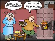 Spalanie kalorii
