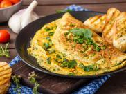 Omlet - ulubiony przysmak Napoleona Bonaparte