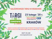 Targi na Zdrowie rusz? w lutym w Krakowie!