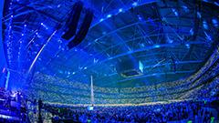 Memorable Avicii Tribute Concert with Massive LEO Family System