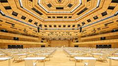 Meyer Sound's Largest Permanent Installation of New ULTRA-X40 at Austria Center Vienna