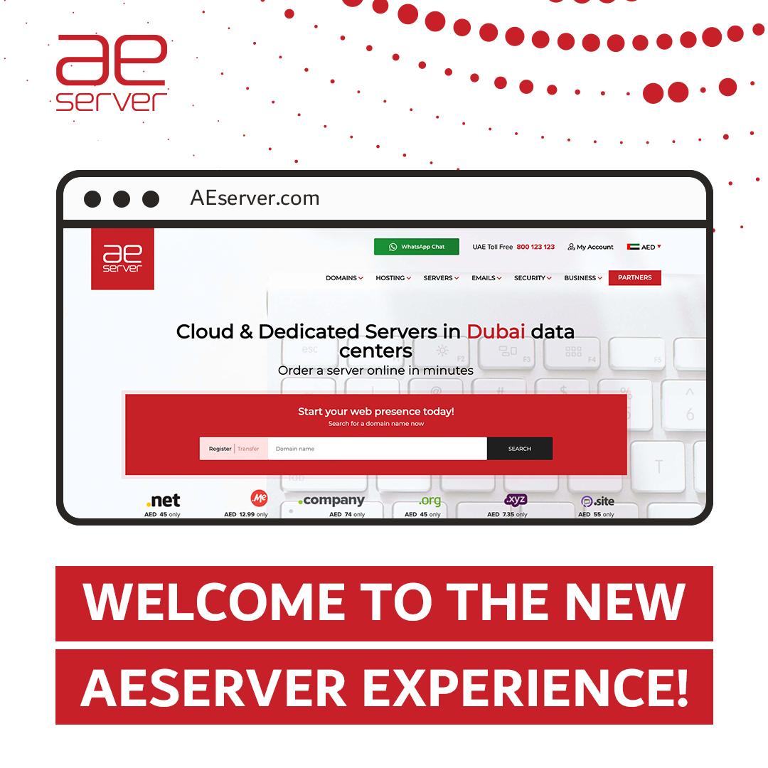 New AEserver.com