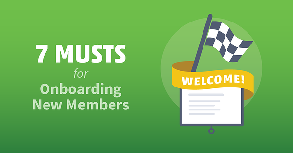 7 MUSTS for New Member Onboarding Guide-LinkedIn graphic-1