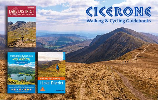 Cicerone adventure guidebooks
