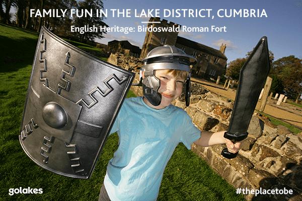 Family Fun in the Lake District, Cumbria