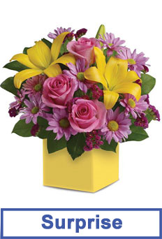 Flowers delivered to your spouse, and save $15