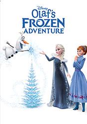 Disney Olaf''s Frozen adventure