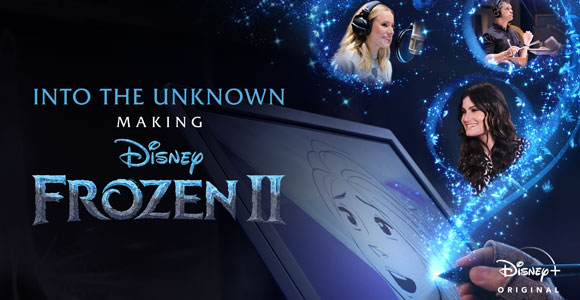Into the unknown. Making Disney Frozen II