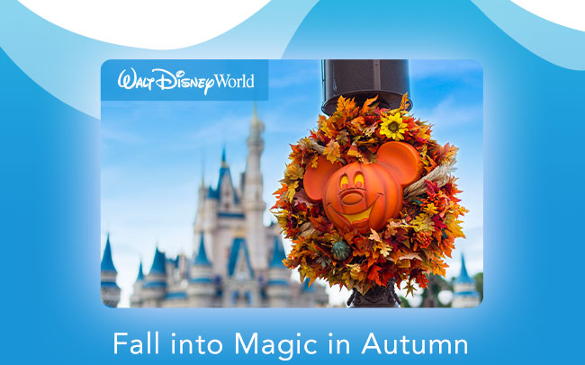 Fall into Magic in Autumn