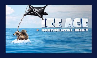Ice Age Contitnental Drift