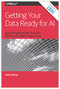 Getting Your Data Ready for AI cover