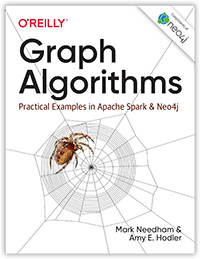 Graph Algorithms - Practical Examples in Apache Spark and Neo4j cover