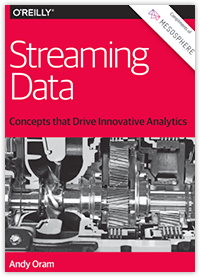 Streaming Data cover