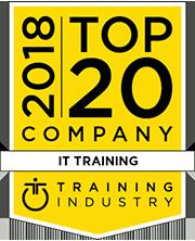 2018 it training award